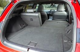 Lexus CT 200h Sport, boot