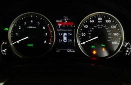 Lexus RC 300h, instruments