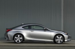 Lexus RC 300h, side static