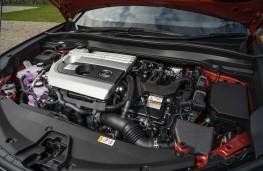 Lexus UX, engine