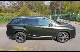 Lexus RX L Premium, side