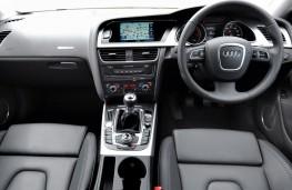 Audi A5 Coupe, interior
