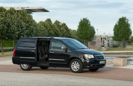 Chrysler Grand Voyager, doors