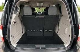 Chrysler Grand Voyager, boot