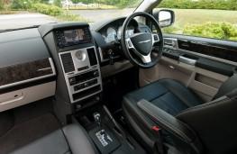 Chrysler Grand Voyager, interior