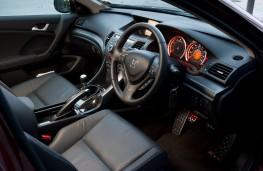 Honda Accord Type S, interior