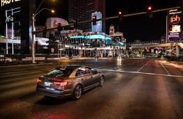 Audi traffic light sensors, rear