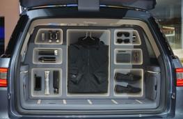 Lincoln Navigator concept, boot, 2016, Los Angeles auto show