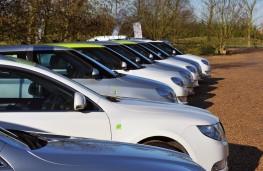 Jaguar Land Rover Classic Works, line up