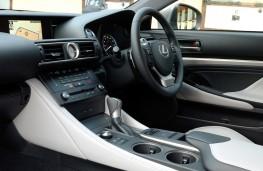 Lexus RC 300h, 2017, interior