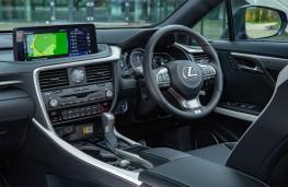 Lexus RX 450h, 2019, interior