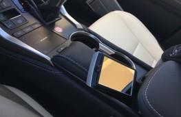 Lexus NX 300h, 2017, vanity mirror
