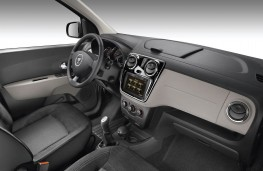 Dacia Lodgy, interior