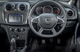 Dacia Logan MCV, dashboard