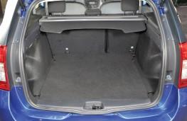 Dacia Logan MCV, load space
