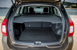 Dacia Logan MCV, 2017, boot