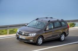 Dacia Logan MCV, 2017, front