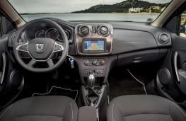 Dacia Logan MCV, 2017, interior