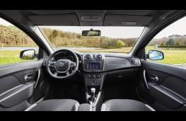 Dacia Logan MCV Stepway, 2017, interior