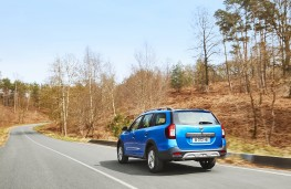 Dacia Logan MCV Stepway, 2017, rear