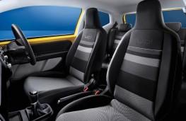 Volkswagen Look up!, interior