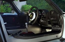 Lotus Exige Sport 380 Cockpit