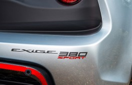 Lotus Exige Sport 380 rear detail