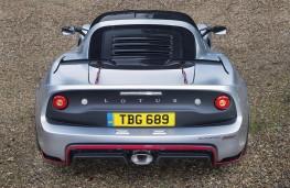 Lotus Exige Sport 380 rear