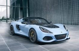Lotus Exige Sport 410 front threequarter