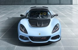 Lotus Exige Sport 410 head on