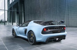 Lotus Exige Sport 410 rear threequarter