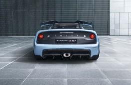 Lotus Exige Sport 410 rear