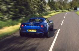 Lotus Elise Sport 240 Final Edition, 2021, rear, action