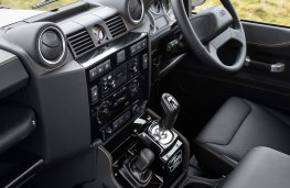 Land Rover Defender Works V8 Trophy, 2021, interior