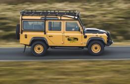 Land Rover Defender Works V8 Trophy, 2021, side
