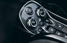 McLaren 600LT, 2018, controls