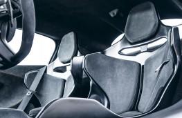 McLaren 600LT, 2018, seats