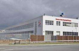 Vauxhall Luton factory