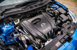 Mazda2 1.5 Tech Edition, 2017, SKYACTIV engine