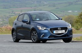 Mazda2 GT Sport, 2017, front, action