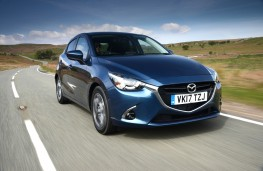 Mazda2 GT Sport, 2017, front
