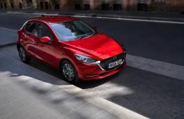 Mazda2, 2019, front