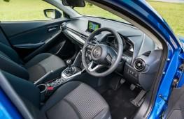 Mazda2 1.5 Tech Edition, 2017, interior