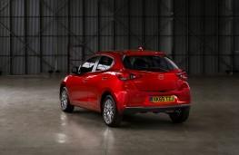 Mazda2, 2019, rear