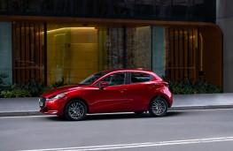 Mazda2, 2019, side
