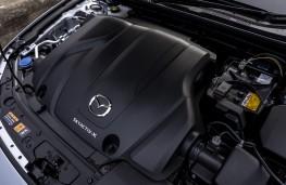 Mazda3 SkyActiv-X saloon, 2019, SkyActiv-X engine