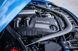 BMW M3, engine