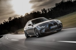 BMW M3 Competition Coupe M xDrive, 2021, front