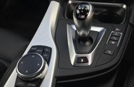 BMW M3, gear lever