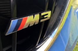 BMW M3, grille